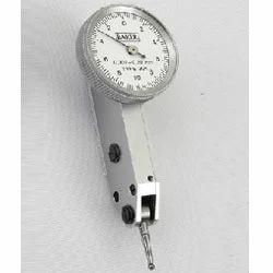 Lever Dial Gauge Calibration Services