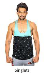 Aesthetic Apparels Sleeveless Gym Vest