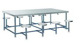 Canteen Chair Table Set