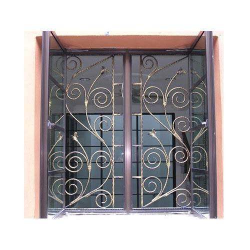 Product Image  sc 1 st  IndiaMART & Manufacturer of Steel Windows u0026 Safety Doors by Shiv Shakti ...