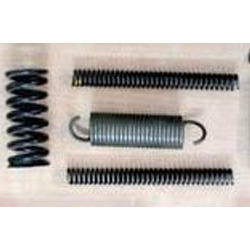 Cylindrical Automobile Springs, Packaging Type: Box