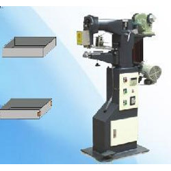 Box Corner Pasting Machine