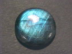 Labradorite Round Cabochon Natural Gemstone