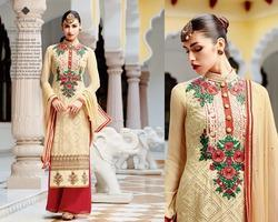Glossy Designer Wear Suits