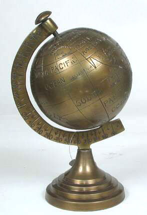Antique Reproduction Globe