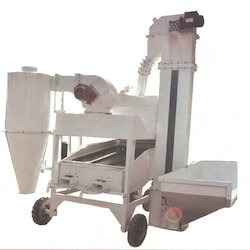Mobile Seed Cleaner