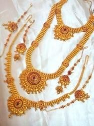 Deepz Jewellery Retailer of Bridal Jewellery Sets for Rent and