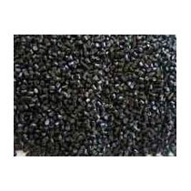 Black Plastic Granules