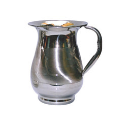 Heritage Silver Water Pitchers (Jugs)