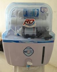 RO UV Alkaline Water Purifier, Capacity: 7.1 L To 14 L