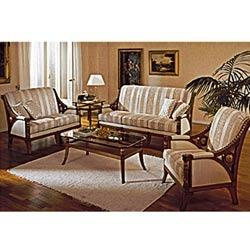 Living Room Furniture Wooden Sofa Manufacturer From Faridabad