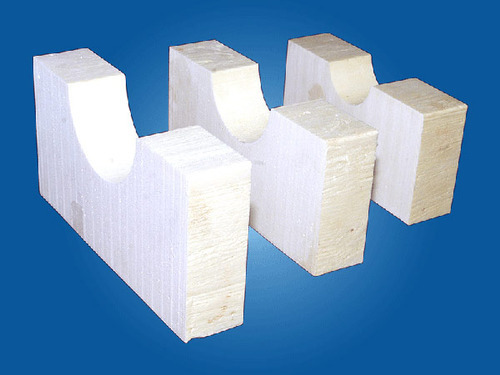 Puf Insulation Saddles Pipe Supports India Insulation