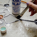 Glass Acid Work