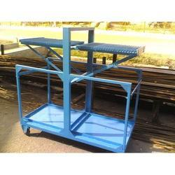 Material Handling Trolleys Suppliers Manufacturers
