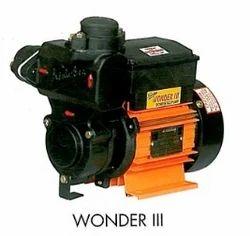 Wonder lll Domestic Pump