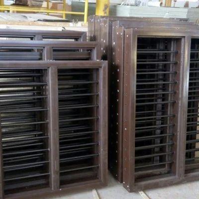 Wood Plastic Composite Door Frames - IMark Ventures, Kochi | ID ...