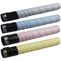 Konica Minolta Black C220 C280 C360 Toner Cartridge