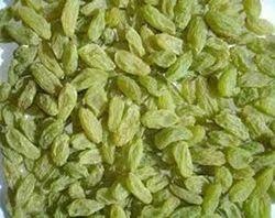 Green Raisins