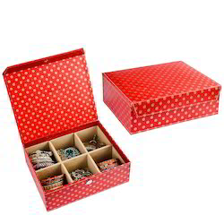 Bangle Box (6 Partition)