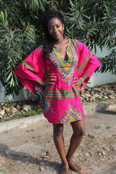 Dashiki Fabric