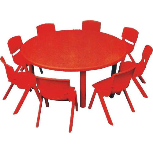 Circular Table (Only Table)