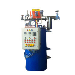Coil Type Gas Fired Boiler
