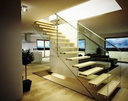 Glass or S.S Railing