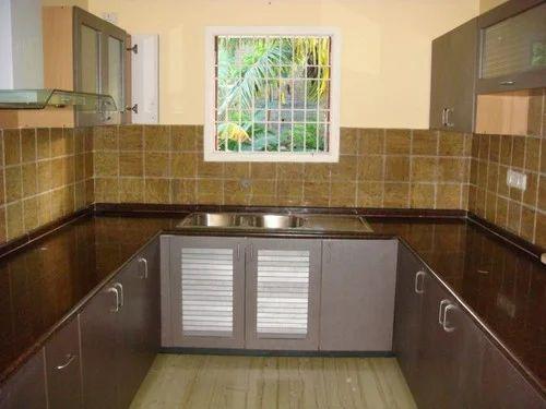 Semi Modular Kitchen Architecture Design At Rs 30 Square Feet स म म ड य लर क चन सर व स स म म ड य लर रस ई क स व ए Modular Kitchen Design I A Jaipur Id 9527161588