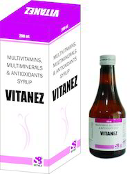 Multivitamin & Multimineral Syrups