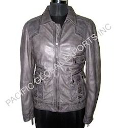 Soft Womens Leather Jacket