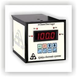 16 Channel K Type Data Logger