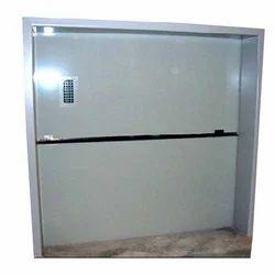 Vertical Elevator Doors