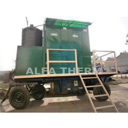 Mobile Bio Toilet Van