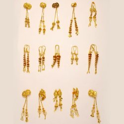 Sui Dhaga Earrings Sui Dhaga Gold Earrings Manufacturer From Delhi