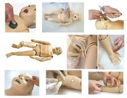 ACLS Neontal Training Manikin