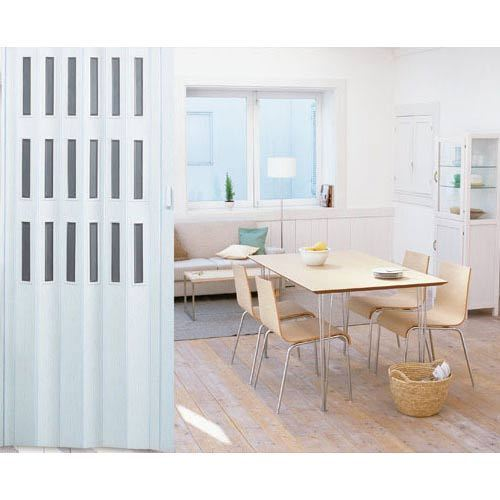 Pvc Folding French Door At Rs 4999 Pieces Folding Doors Id