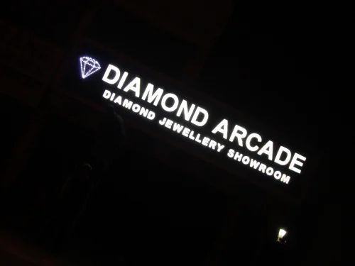 Crystal LED Board