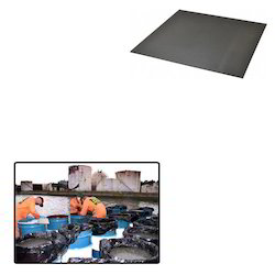 Plastic Sheets for Chemical Dumping