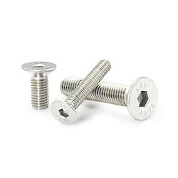 Hexagon Socket Countersunk Head Cap Screws