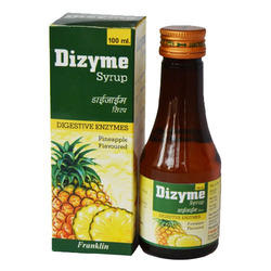 Dizyme Syrup 100 mL