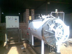 High Speed Rapid Autoclaves