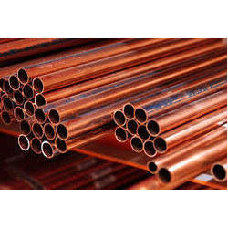 RR India Copper Pipe, Thickness: 0.5mm To 4mm, Packaging Type: Bundle