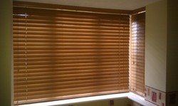 Fancy Wooden Blind