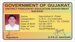 10153415430 Id Corporate Vasna Id Creation Vadodara Service Card Printing Road In Ashwini