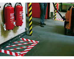 Safety and Construction Tapes - Floor Marking Tape Manufacturer ...
