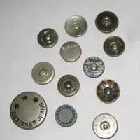 Metal Big Buttons