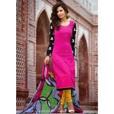 Ladies Cotton Suit in Amritsar, Punjab, Women Cotton Suit ...