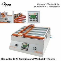 Abrasion & Washability Tester