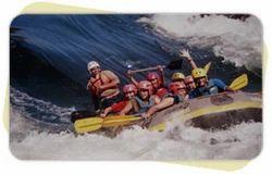 Kali Water Rafting