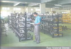 Raw Material Store